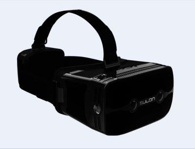 The Sulon Q virtual reality headset
