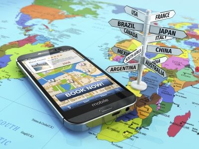 The kind of breaks most commonly booked on mobile devices are city breaks either in foreign destinations (30%) or in travelers' own countries (30%).