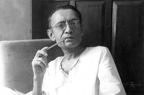 The writer Saadat Hassan Manto