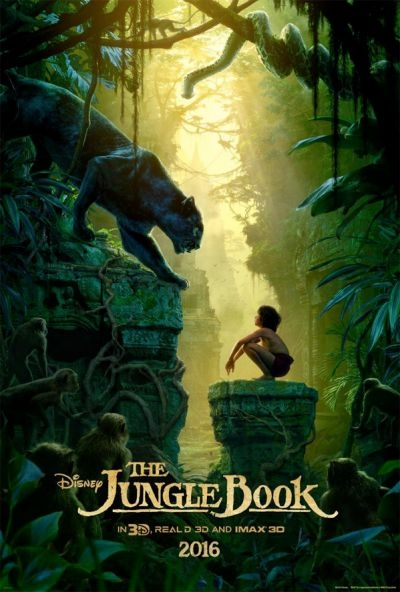 Three new movie releases failed to best Disney's The Jungle Book which trounced the competition at the US box office during its third weekend with $42.