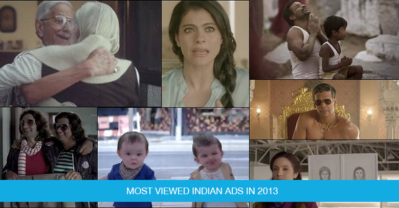 Top Viral Indian Ads in 2013