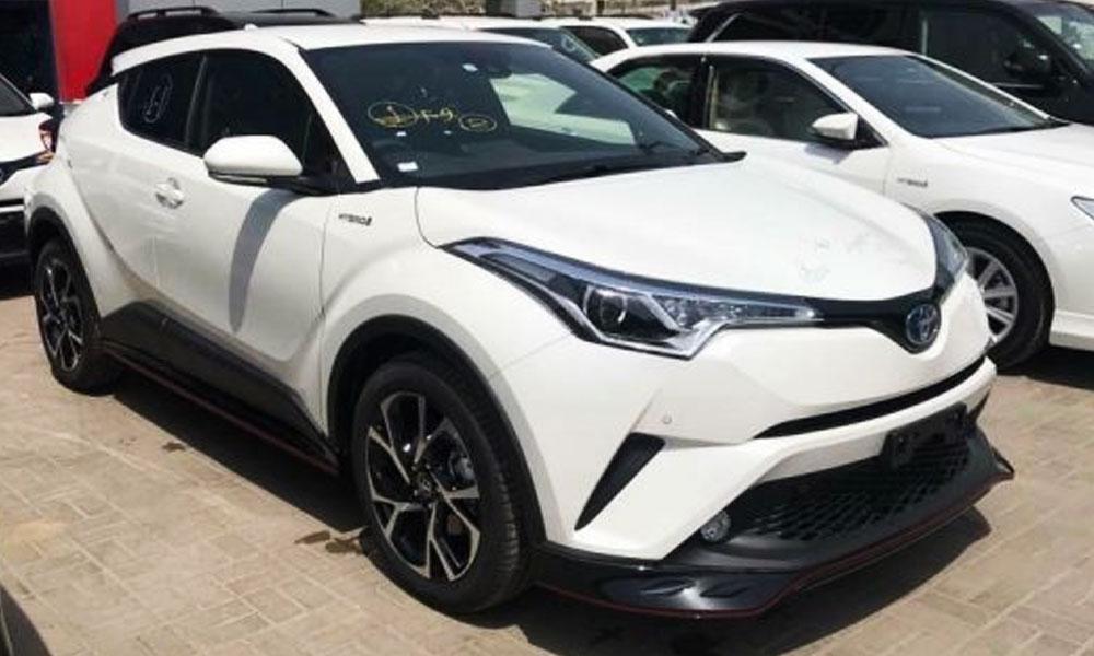 Toyota-C-HR-Front