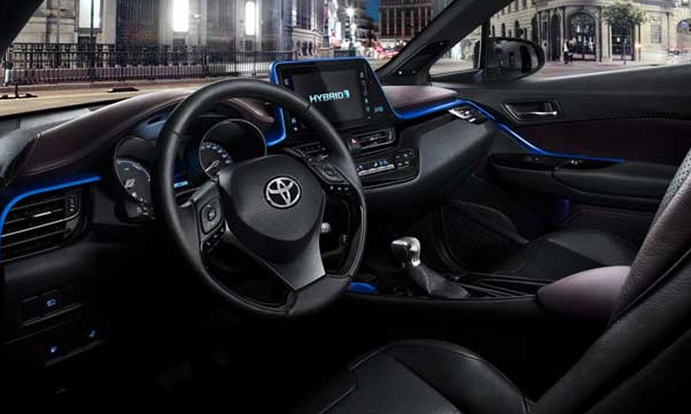 Toyota-C-HR-INterior