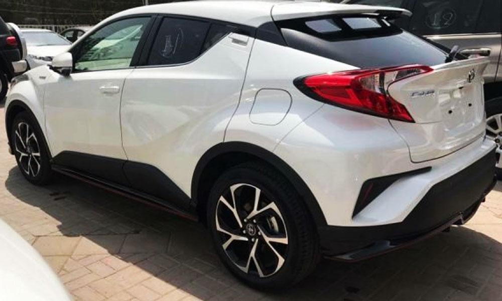 Bmw X2 Price In Pakistan >> Toyota C-HR: Specs, Features, 1st Look & More [Pictures] - Brandsynario