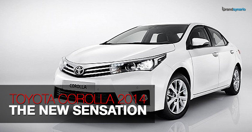 Toyota Corolla 2014 in Pakistan – Purchase & Price Details