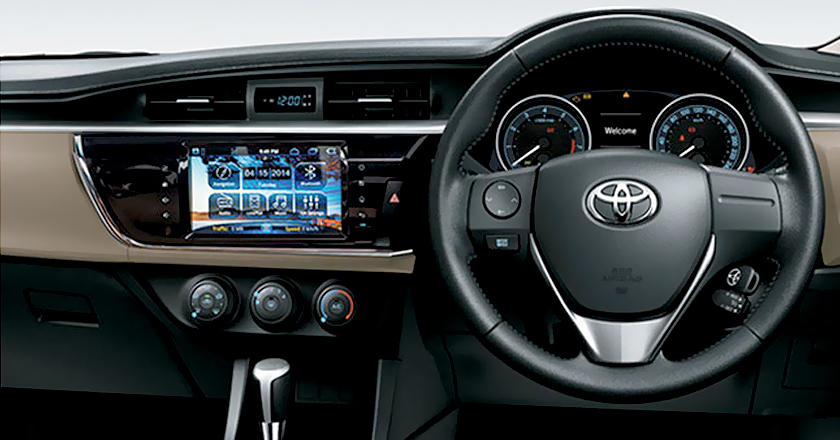 5 affordable cars you can purchase between 20 25 lacs - 2015 toyota corolla interior lights ...