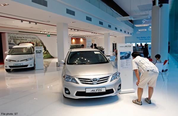 Toyota Corolla.Brandsynario