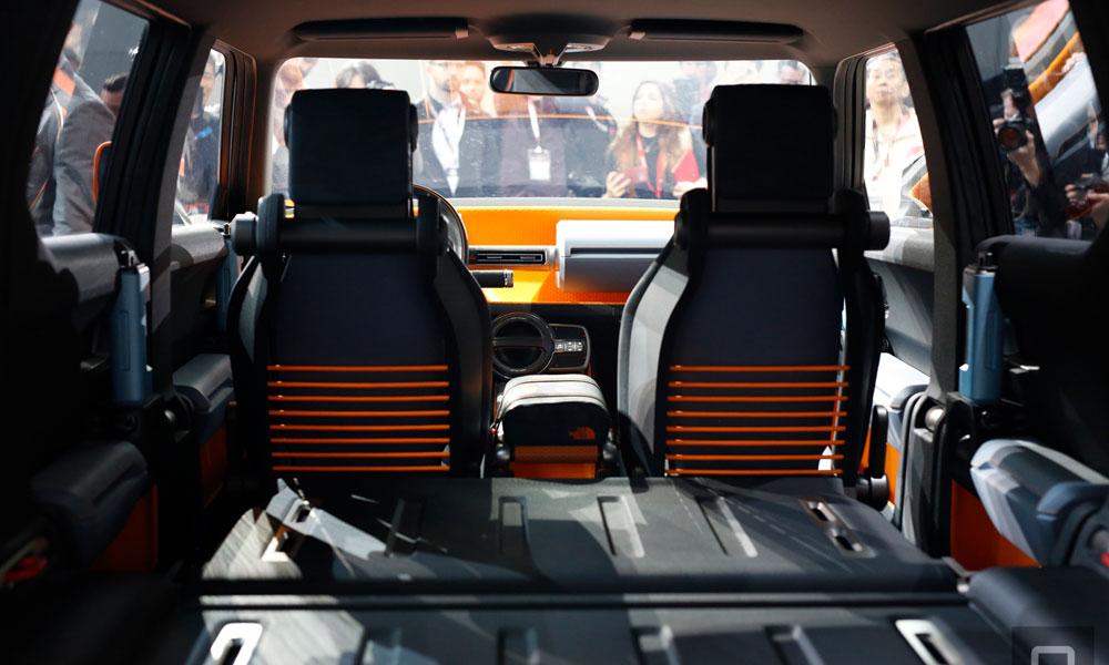 toyota fx 4t unveiled at 2017 new york international auto show brandsynario. Black Bedroom Furniture Sets. Home Design Ideas
