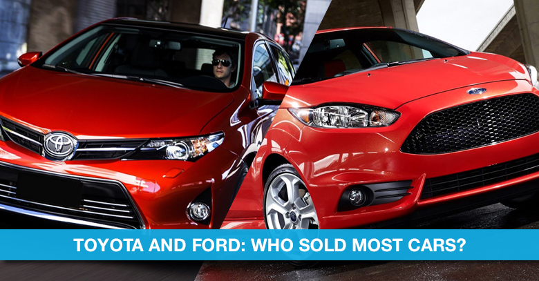 Toyota and Ford Both Claim to be Best-Selling Automobile of ..
