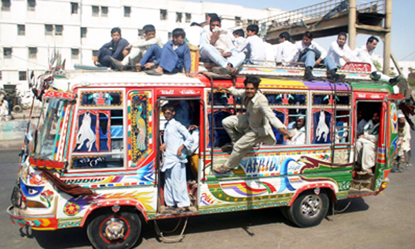 Traffic-Violation-in-Pakistan