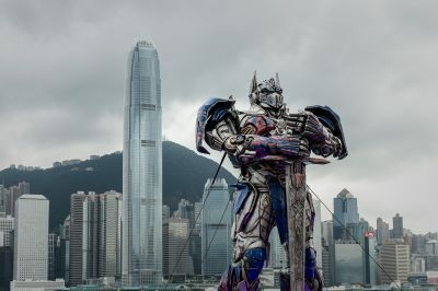 Transformers Movie Theme Park to open in China