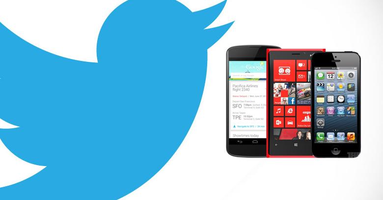 Twitter app on the Blackberry Z10 gets major update