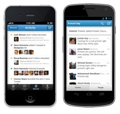 Twitter is now a 'News' app on the Apple store.
