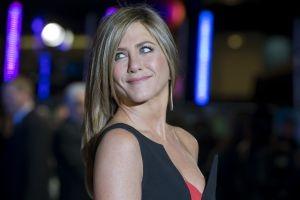 US actress Jennifer Aniston