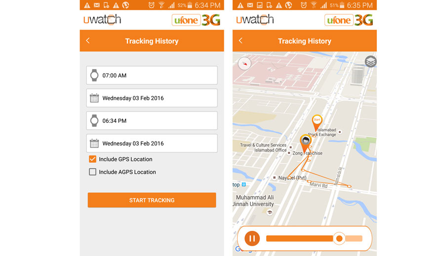 UWatch_Play Tracking History.Brandsynario