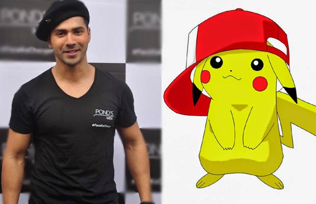Varun-Dhawan-Pikachu