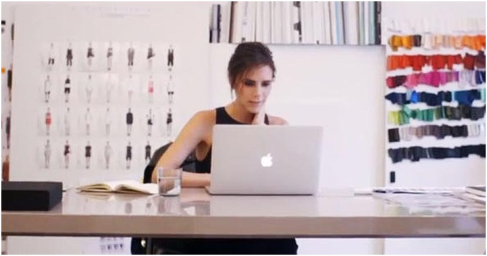 Victoria Beckhams Skype Fashion Documentary First Look