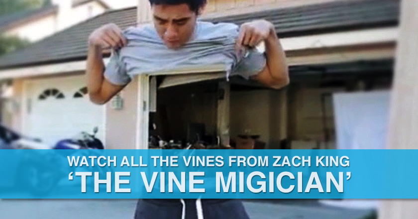 Vine Magician Zack Kings Amazing Acts