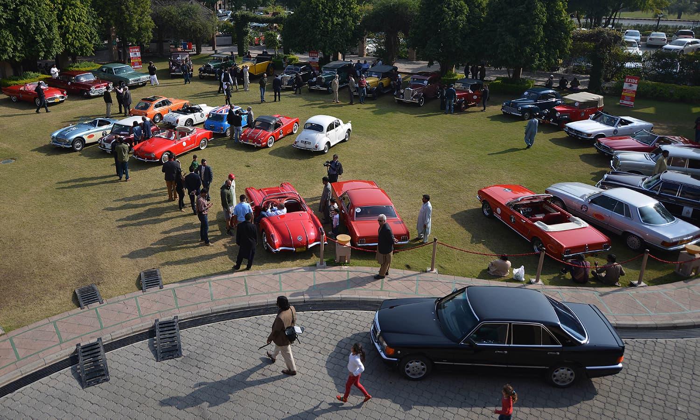 Pakistan Car Show
