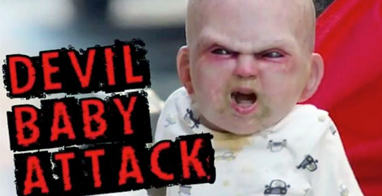 Viral Now Devil Baby Prank Gets New Yorkers Scared to Death