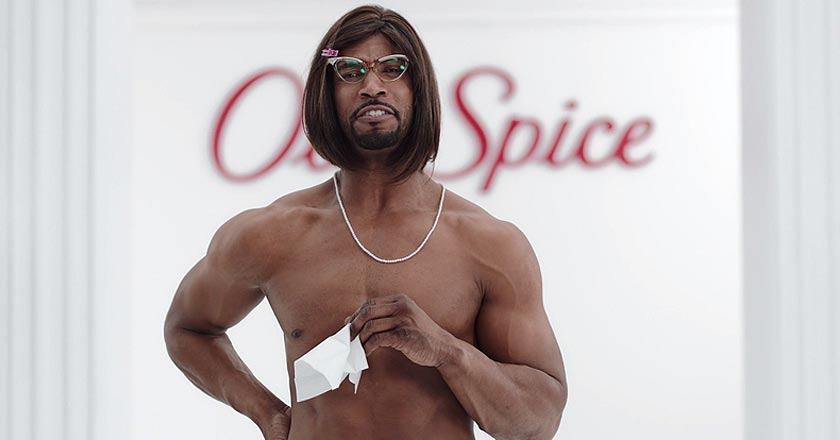 Viral Now Old Spice Fools Everyone with Prank Websites