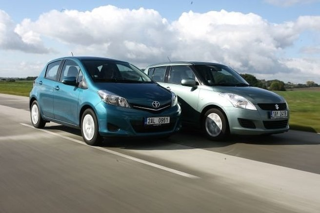 Toyota Vitz vs Suzuki Swift Comparison: Price, Specs