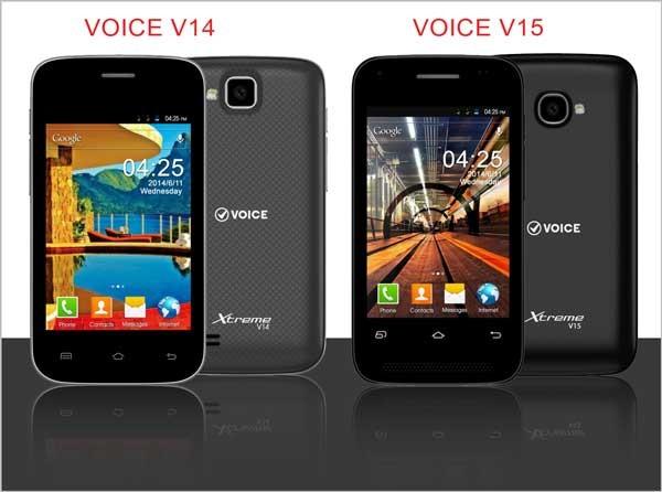 Voice V14