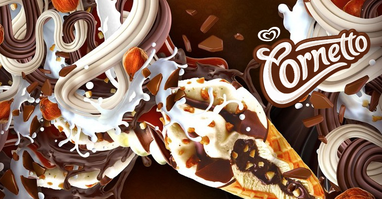 Walls Cornetto Cupidity Short Film Series
