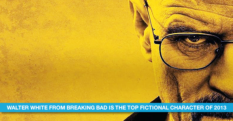 Walter White Leads While Burka Avenger Makes it to The Top Fictional Characters of 2013
