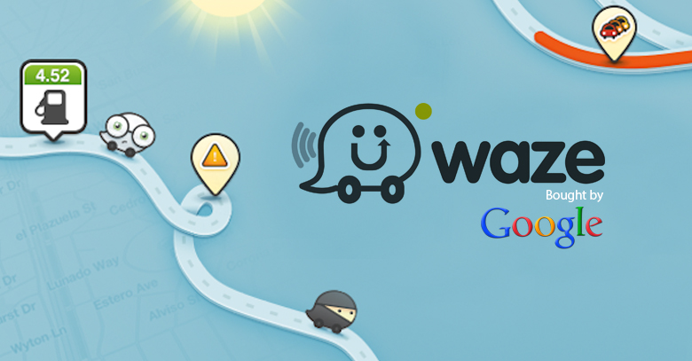 Waze bought by Google