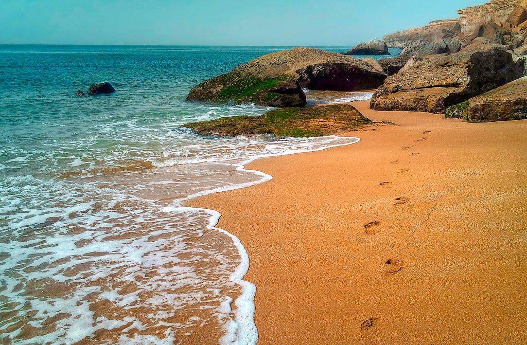 West Bay Beach, Gwadar