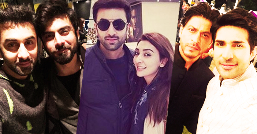 Pakistani actor and actress in bollywood