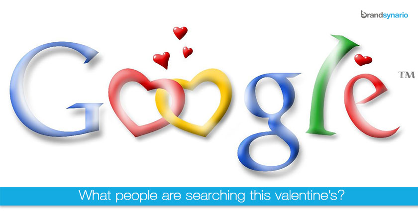 Women Gift More than Men on Valentines Google Search Reveals