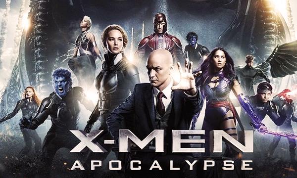 XMen: Apocalypse Poster