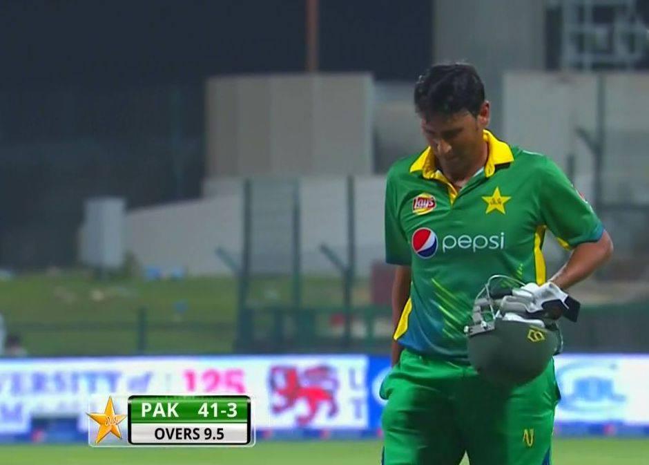 Younis Khan last innigs