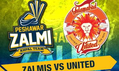 Zalmi Vs Islamabad United.Brandsynario