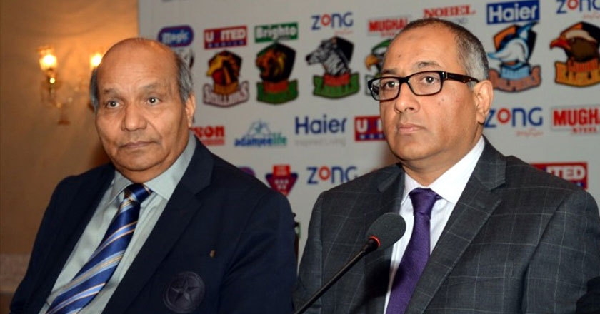 Zong Sponsors the National T20 Cup 2014