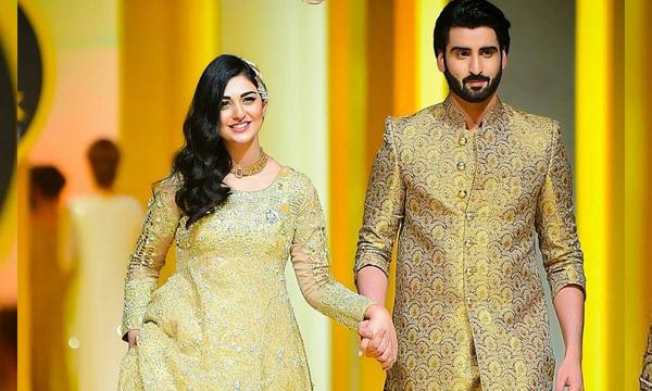 Agha Ali Amp Sarah Khan Are Engaged Brandsynario