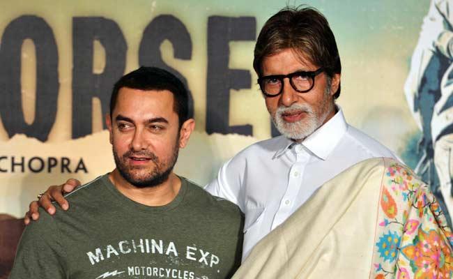 amir khan and amitabh bachchan