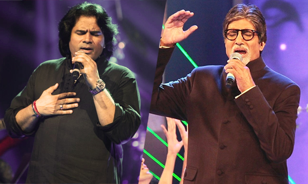 82bc3bb7a3 Pakistani singer Shafqat Amanat Ali Khan and Indian actor Amitabh Bachchan  will sing their country s respective national anthems before the Pakistan  vs ...