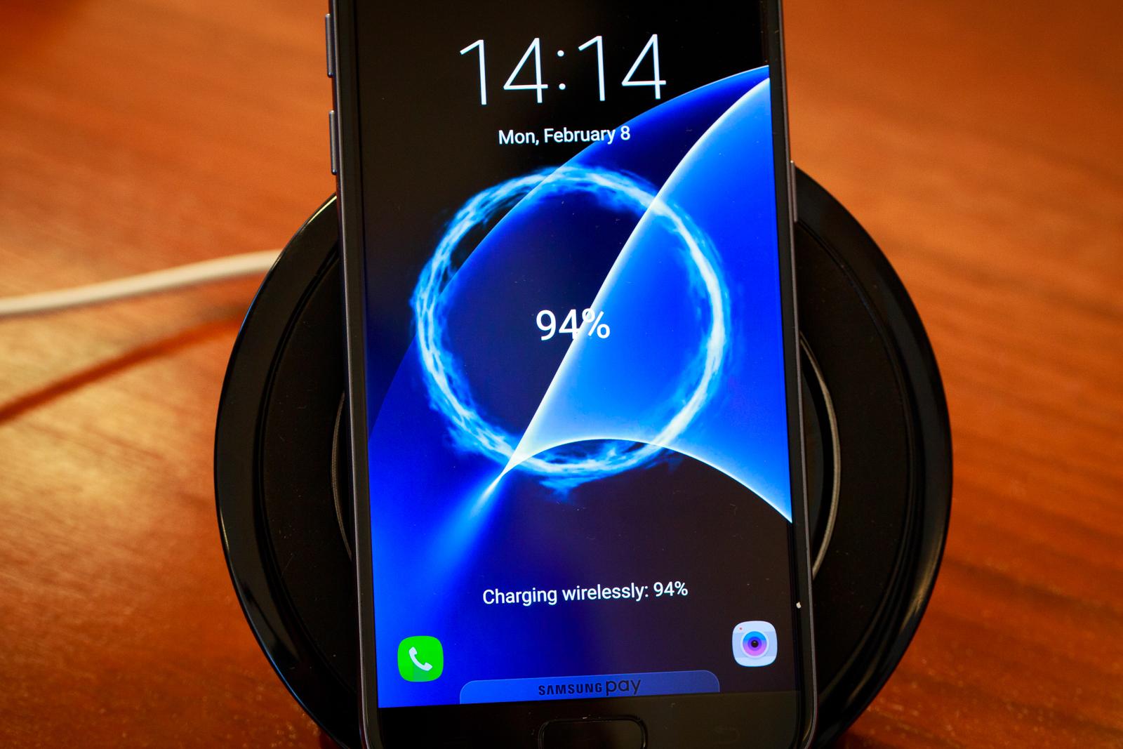 Samsung S7 Wireless Charging