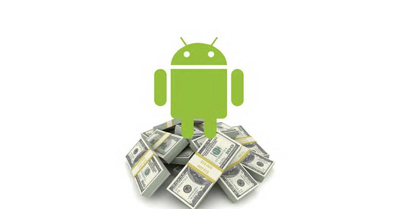android revenue