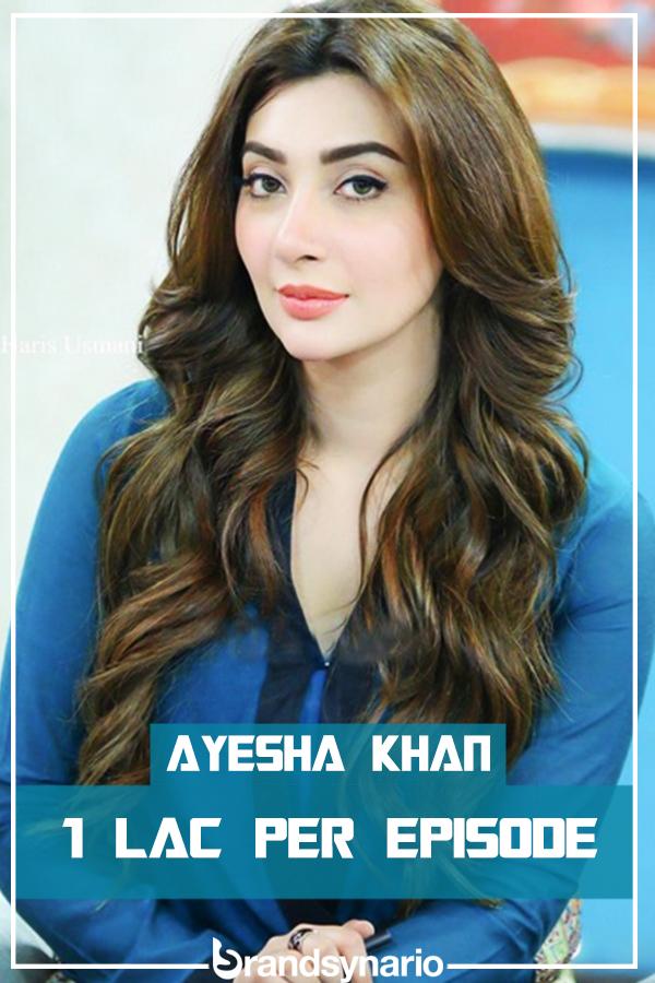 ayesha-khan paycheck per episode