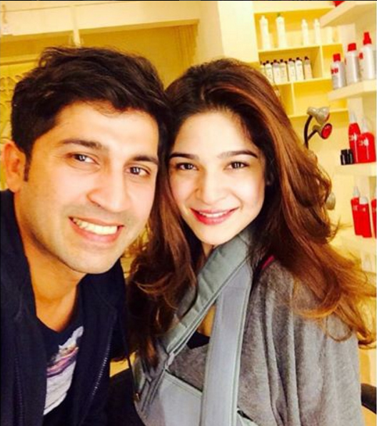 ayesha omar after accident