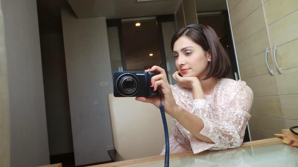 ayeza khan short hair