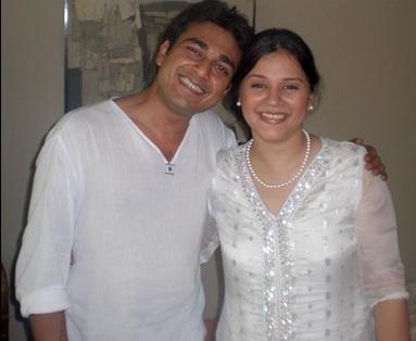 azfar first wife