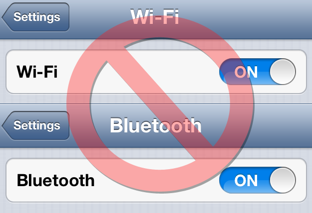 bluetooth off