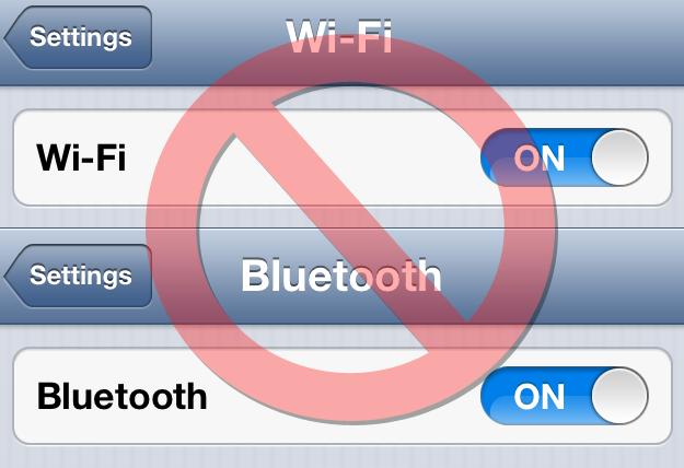 bluetooth off
