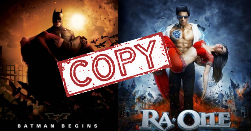 Bollywood Movie Copied Posters