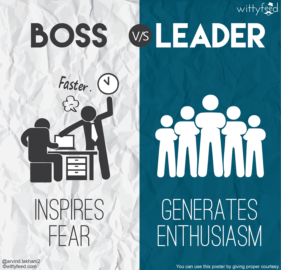 boss vs leader 3